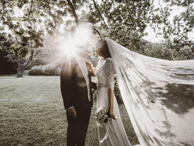 The wedding of Gloria and Francesco