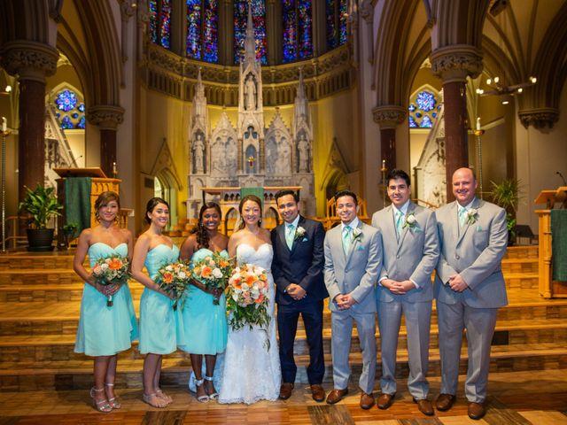 Sergio and Anne's Wedding in Saint Louis, Missouri 9