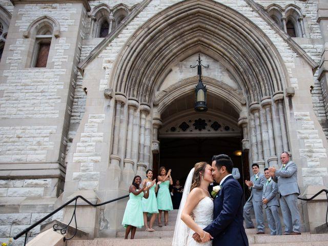Sergio and Anne's Wedding in Saint Louis, Missouri 1