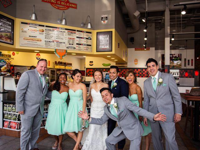 Sergio and Anne's Wedding in Saint Louis, Missouri 10