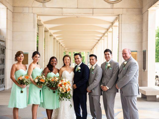 Sergio and Anne's Wedding in Saint Louis, Missouri 11