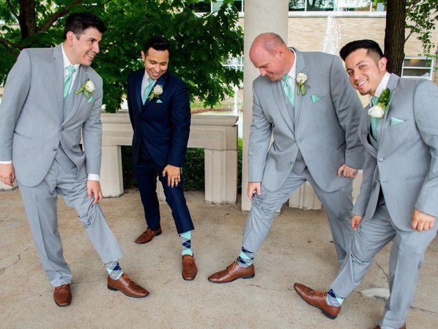 Sergio and Anne's Wedding in Saint Louis, Missouri 16