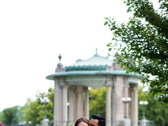 Sergio and Anne's Wedding in Saint Louis, Missouri 18
