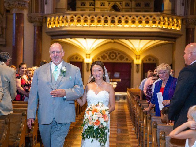 Sergio and Anne's Wedding in Saint Louis, Missouri 20