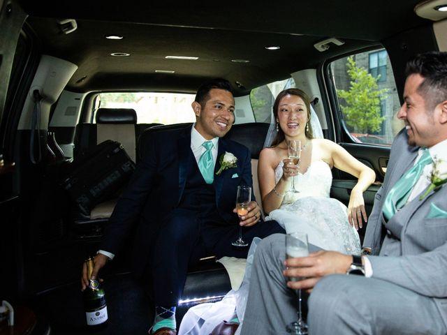 Sergio and Anne's Wedding in Saint Louis, Missouri 22