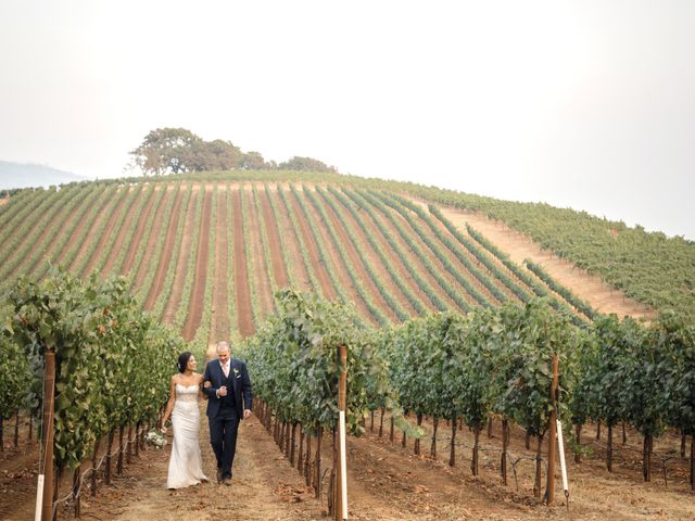 Kevin and Deirdre's Wedding in Kenwood, California 1
