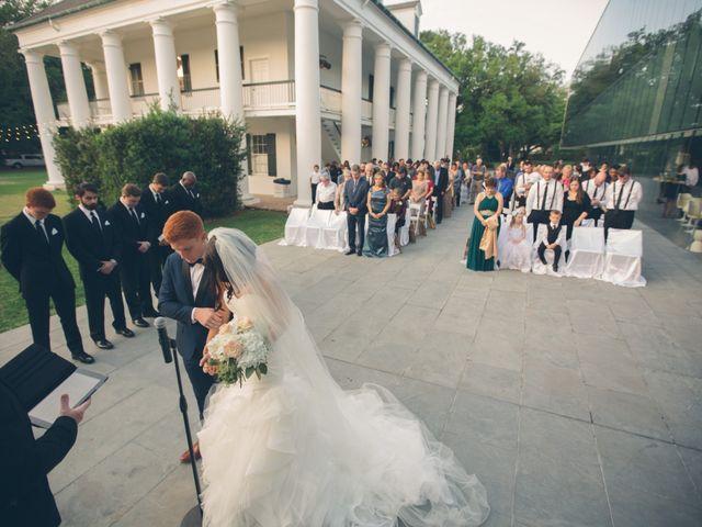 Gavin and Mary Catherine's Wedding in Lafayette, Louisiana 17