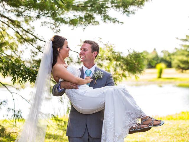 The wedding of Ashley and Clayton