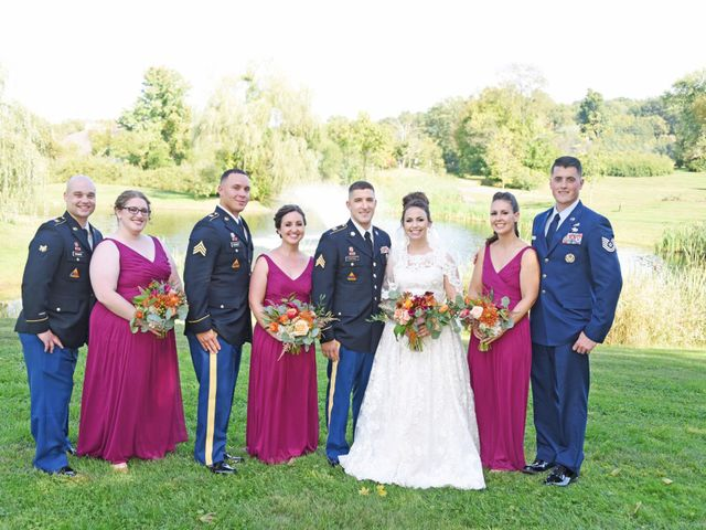 Frank and Hannah's Wedding in Middletown, Connecticut 11