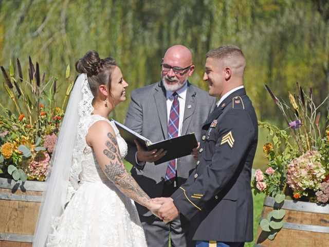 Frank and Hannah's Wedding in Middletown, Connecticut 20