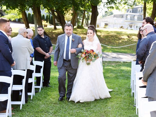 Frank and Hannah's Wedding in Middletown, Connecticut 23