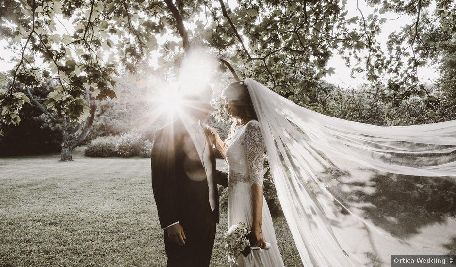 Francesco and Gloria's Wedding in Rome, Italy