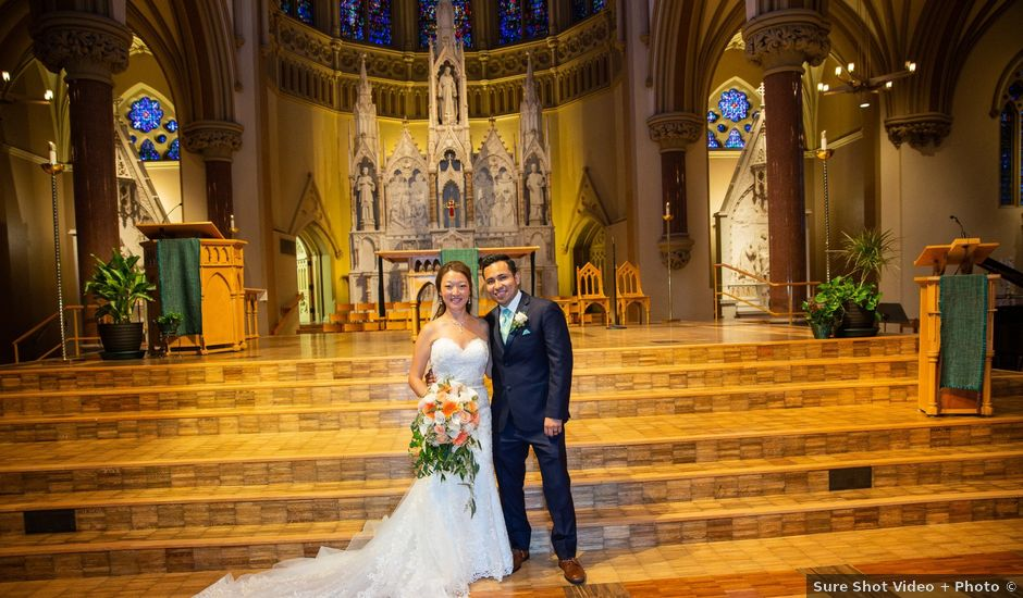 Sergio and Anne's Wedding in Saint Louis, Missouri