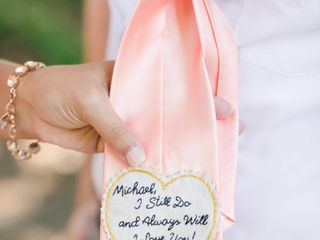The wedding of Michael and Kaitlin 1