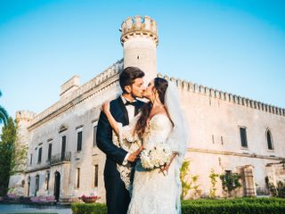 The wedding of Lucilla and Emanuele