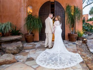 The wedding of Mariela and Eric