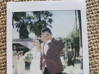 The wedding of Jocelyn and Roberto 1