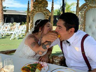 The wedding of Jocelyn and Roberto