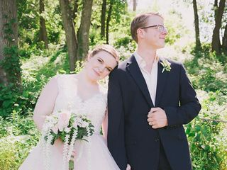 The wedding of Andrew and Bethany