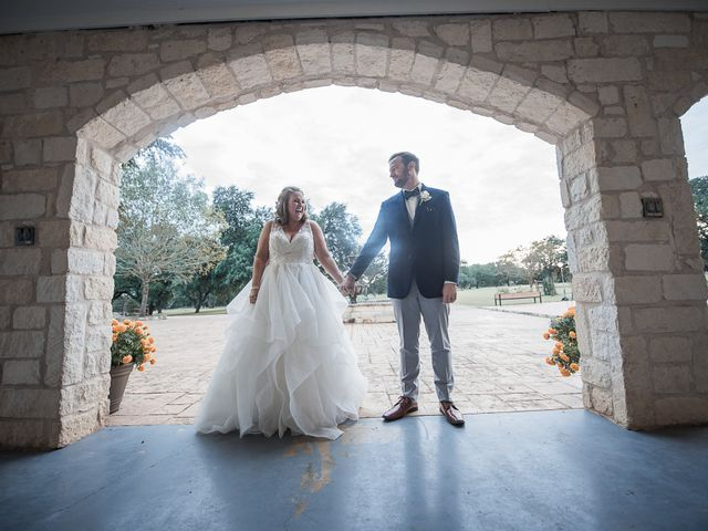 The wedding of Kyle and Shannon