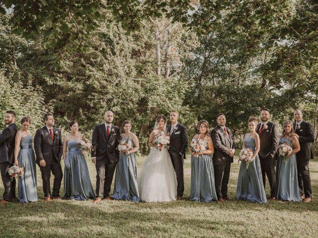 Steven and Jenna's Wedding in Stony Brook, New York 1