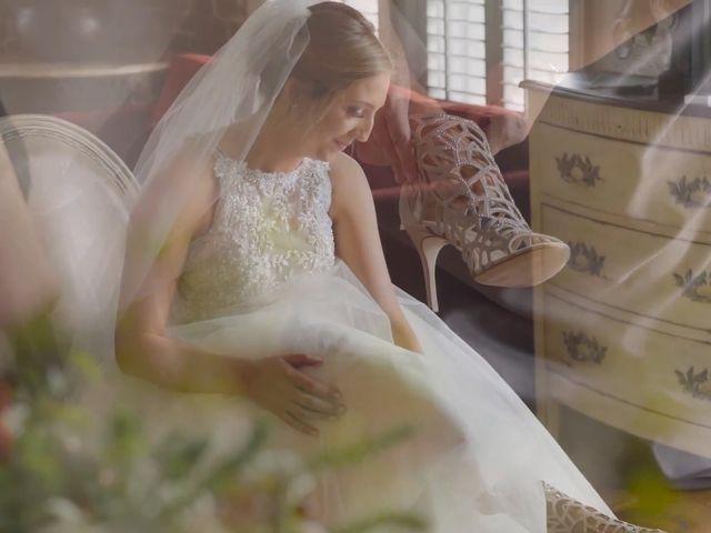 Adam and Claire's Wedding in Covington, Louisiana 5