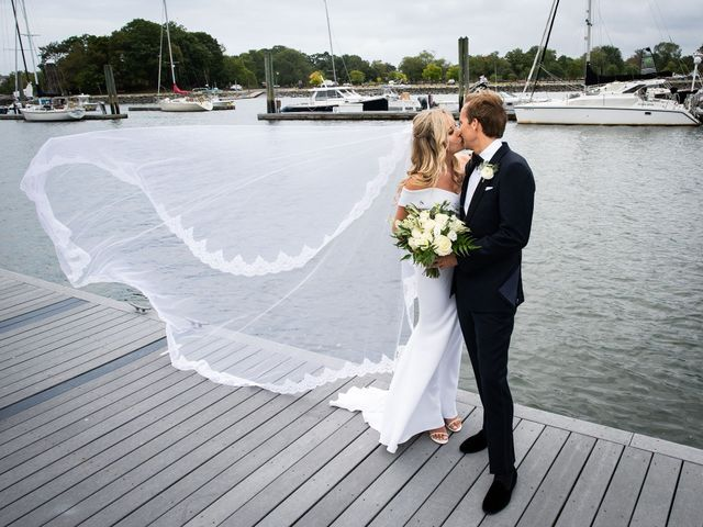 The wedding of Brit and Albert