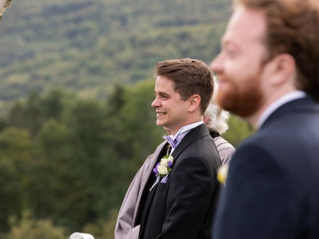 Alexandre and Gina's Wedding in Andes, New York 7
