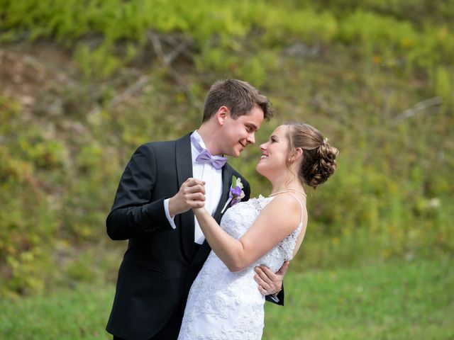 Alexandre and Gina's Wedding in Andes, New York 8