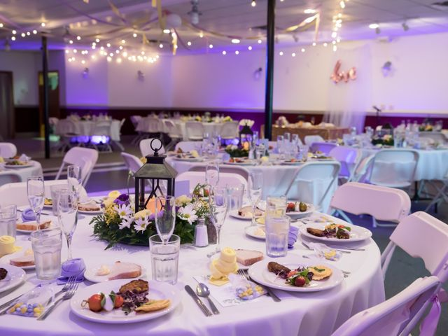 Alexandre and Gina's Wedding in Andes, New York 1