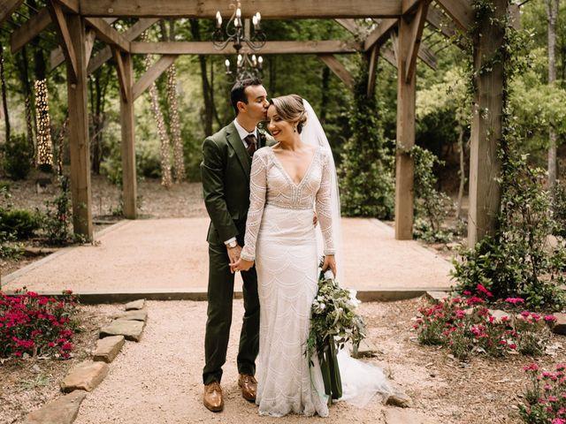 The wedding of Bailey and Lindey