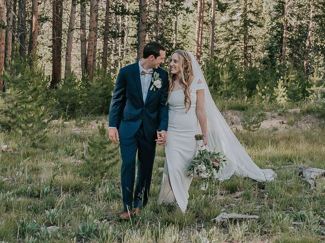 The wedding of Bryce and Eryn