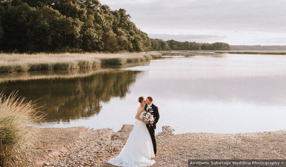 Steven and Jenna's Wedding in Stony Brook, New York