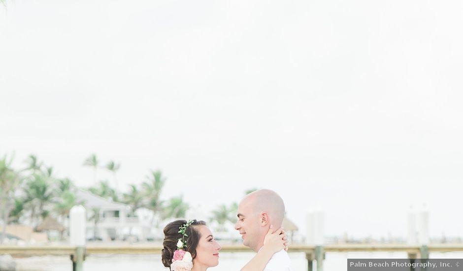 Ron and Jaime's Wedding in Islamorada, Florida