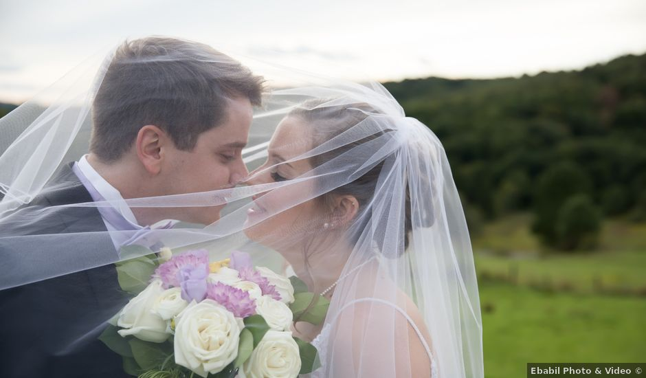 Alexandre and Gina's Wedding in Andes, New York