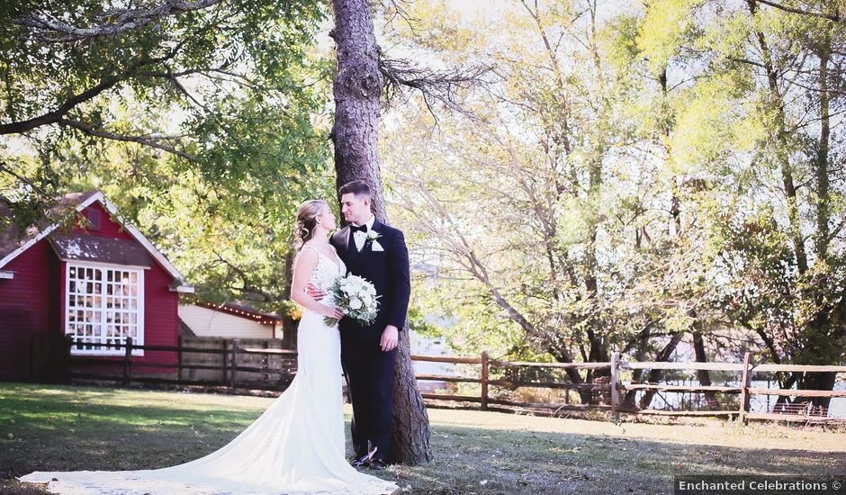 Logan and Jessica's Wedding in Absecon, New Jersey
