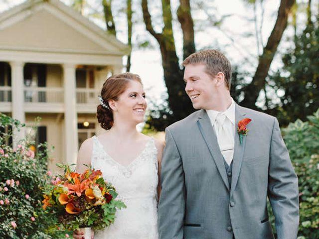 The wedding of Kurt and Trisha