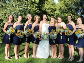 Christine and Keith's Wedding in Riverside, Rhode Island 6