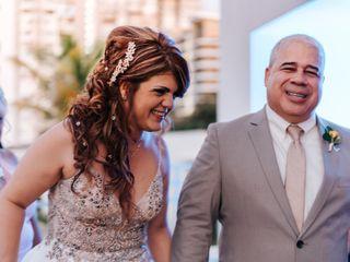 The wedding of Karen and Angel
