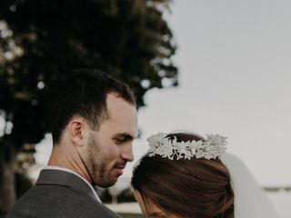 The wedding of Matt and Michaela 1