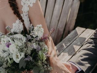 The wedding of Matt and Michaela 3