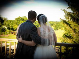 The wedding of Nicole and Pete