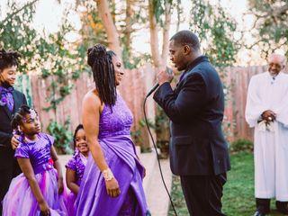 The wedding of Afrika and John 2