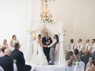 Shauna and Andrew's Wedding in Washington Crossing, Pennsylvania 10