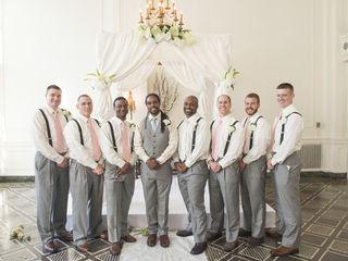 Shauna and Andrew's Wedding in Washington Crossing, Pennsylvania 6