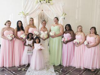 Shauna and Andrew's Wedding in Washington Crossing, Pennsylvania 5
