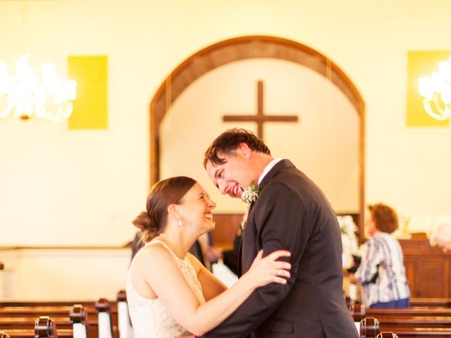 Joanna and Clint's Wedding in Kinston, North Carolina 7