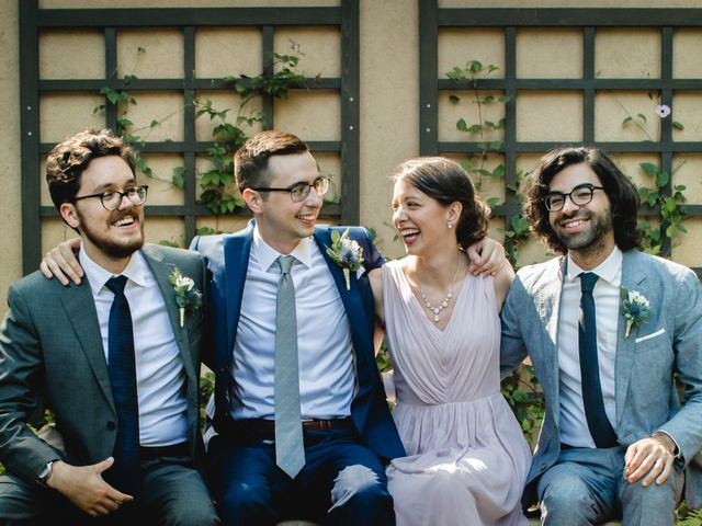 Andrew and Mandie's Wedding in Chester Springs, Pennsylvania 1