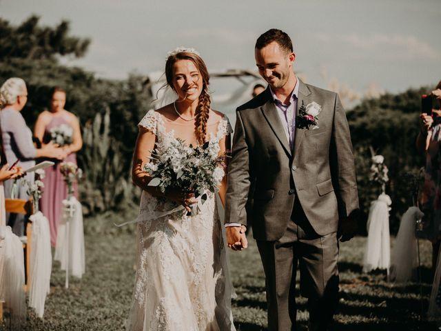 Michaela and Matt's Wedding in Tilghman, Maryland 3