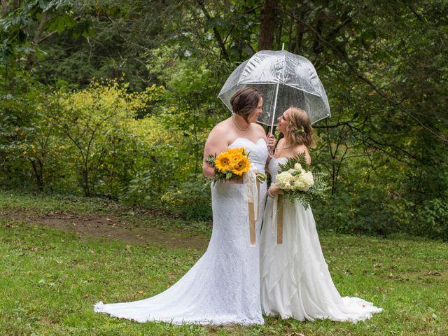 The wedding of Emma and Eistir